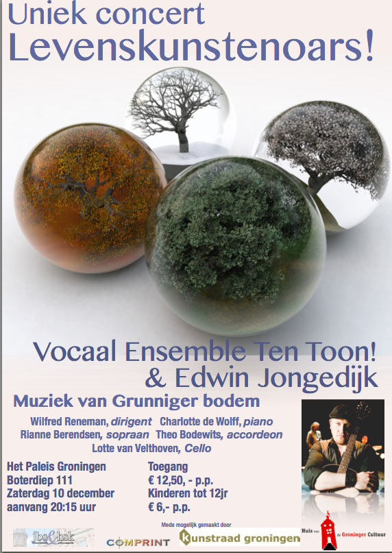 Flyer Ten Toon 2011