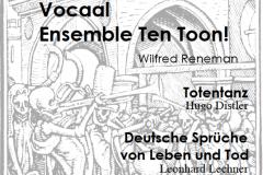 Flyer Ten Toon 2008