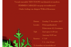Vocaal_ensemble_TenToon_kerstconcert